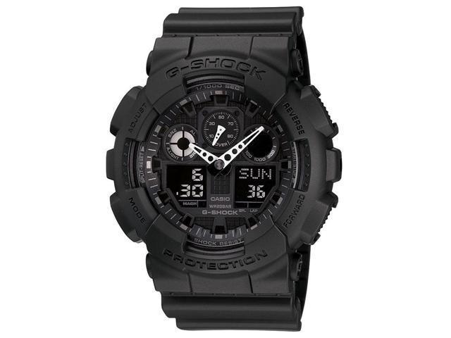 black on black g shock military edition