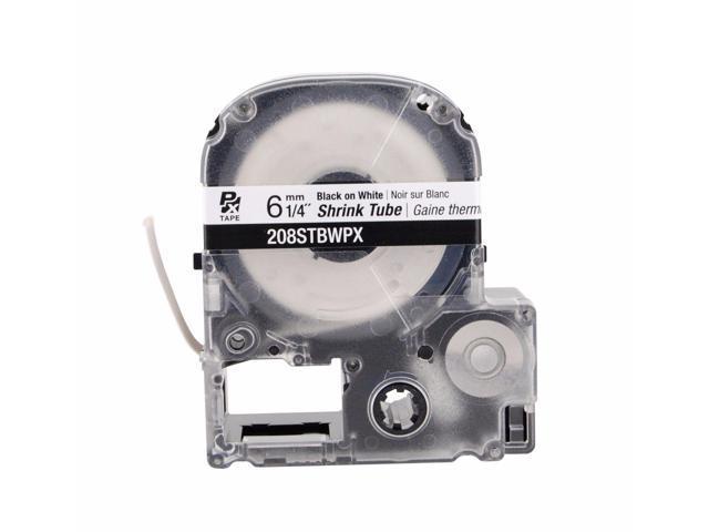 """Authorized Dymo Dealer DYMO 18055 RhinoPro Heat Shrink Tube White 1//2/"""""""