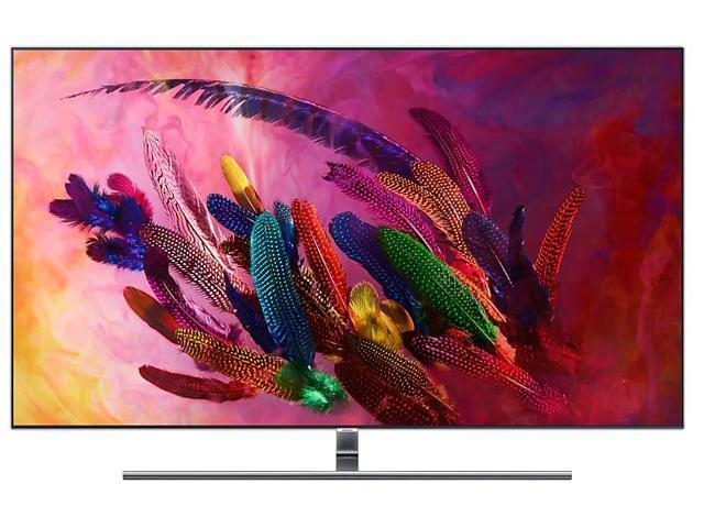 Samsung 65 inch 2018 Q7F 4K Smart QLED TV with One Connect Box-  QN65Q7FNAFXZC - Q Contrast Plus - Newegg ca
