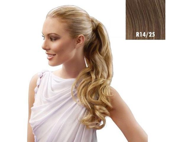Jessica Simpson Ken Paves Hair Extensions 23 Wrap Around Pony