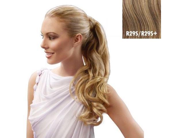 Jessica Simpson Ken Paves Hair Extensions 23 Wrap Around Pony