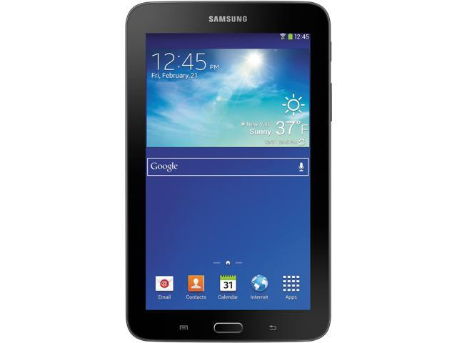 SAMSUNG Galaxy Tab E Lite SM-T113NYKAXAR 8 GB Flash Storage 7 0