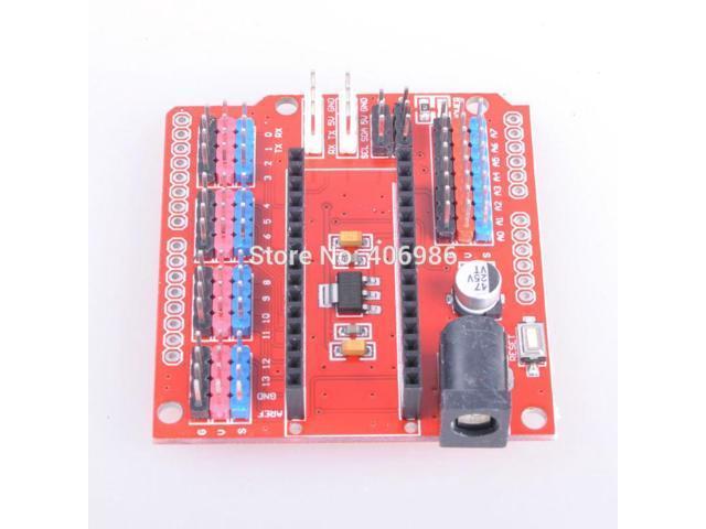 Prototype Shield I/O Expansion Module Extension Board for Arduino Nano V3.0 FZ0474