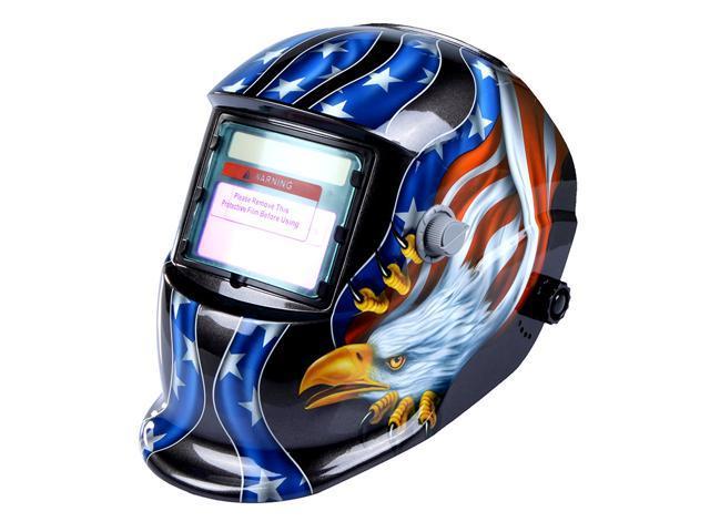 Solar Auto Darkening Welding Helmet Grinding Welding Mask Tig Mask