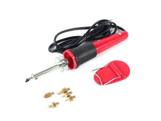 220V-240V 40W DIY Craft Woodburning Solder Pen Wood Burning Pen Electric  Soldering Iron Tool Set with 5 Nozzles Pyrography Tool - Newegg com