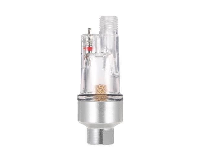 Mini Air Filter Airbrush In-line Moisture Water Trap Air Brush Spray  Filters BSP 1/8