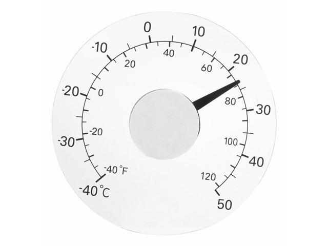 clear fahrenheit celsius degrees circular outdoor window Miniature Dehumidifier clear fahrenheit celsius degrees circular outdoor window thermometer hygrometer temperature humidity meter clock weather tool