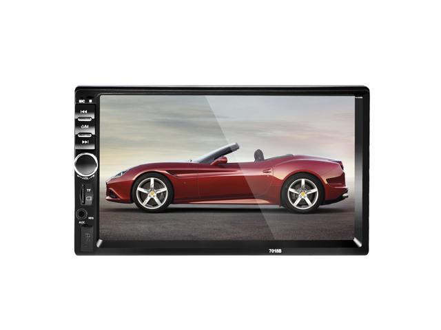 7 inch 2 dual din handsfree car bluetooth audio mp5 player 7018b7 inch 2 dual din handsfree car bluetooth audio mp5 player 7018b 1080p hd touch screen