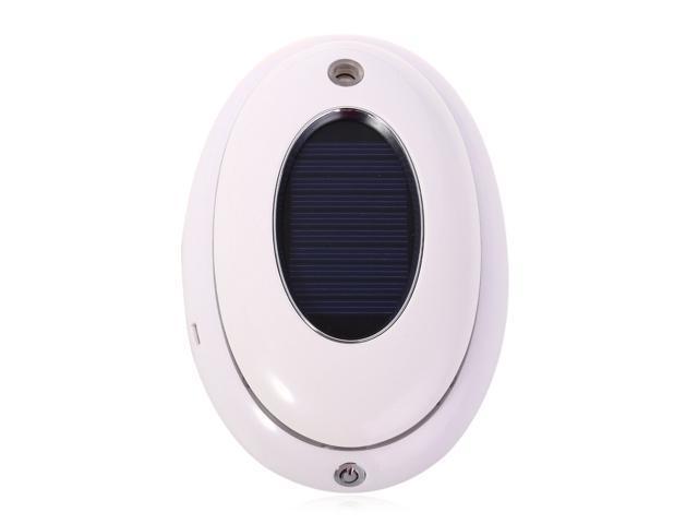 Practical Solar Panel Vehicle Air Purifier Car Home Dual-use Anion  Humidifier Aromatherapy Machine Ionization Ozone Generator - Newegg ca