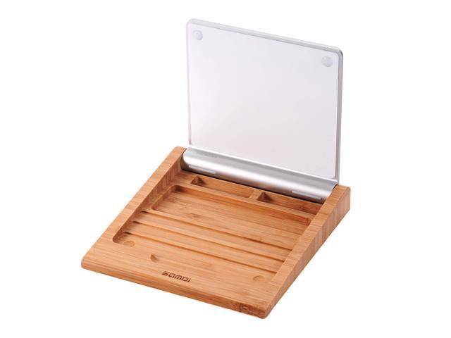 innovative design cc607 30b42 Classic Bamboo Wireless Bluetooth Touchpad Dock Vogue Rack Holder Stand  Bracket for Apple Magic Trackpad Macbook Fashion - Newegg.com