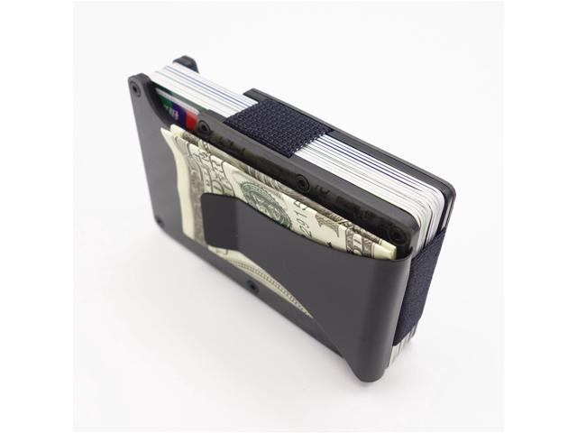 Business card case rfid wallet mini carbon fiber men id credit card business card case rfid wallet mini carbon fiber men id credit card holder colourmoves