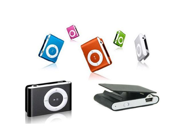 3ad86918f0c Mirror Portable Mini Clip MP3 Player Waterproof Sport MP3 Music Player