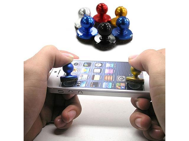 EC2WORLD Touchable Game Rocker Joypad Joystick Smartphone mobile  Accessories Game pad Stick Controller for Xiaomi Ipad Tablet - Newegg com