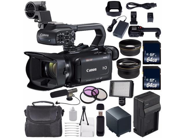 70b431f18 Canon XA15 compacto ENG completo de HD videocámara #2217 C 002 (modelo  internacional)