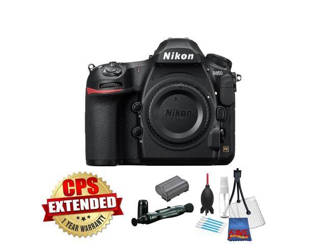 Nikon D850 FX-format Digital SLR Camera Body International Version -  Newegg com