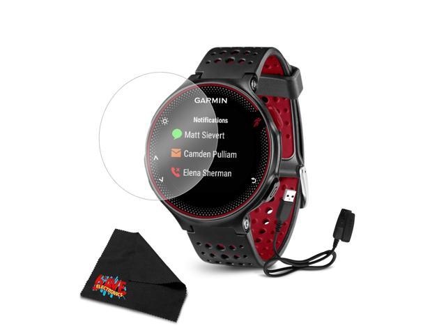 Garmin Forerunner 235 GPS Running Watch - Marsala Red , 010-03717-70 -  Bundle with Tempered Glass Screen Protector - Newegg com