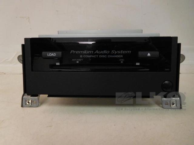 10 11 12 Acura RDX Audio Radio 6 CD Disc Changer Receiver OEM LKQ