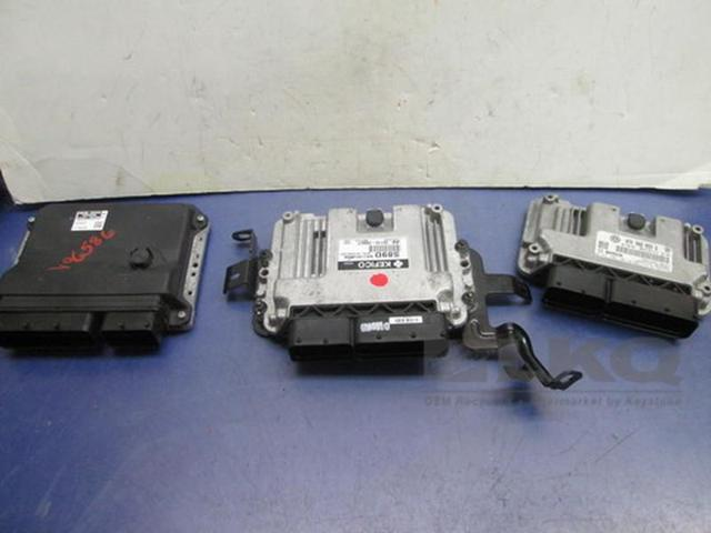 98 99 Cadillac Catera Engine Motor Electrical Control Module 98k Miles OEM LKQ