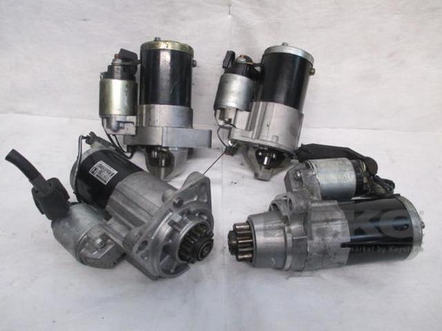 2008 Ford Escape Starter Motor Oem 128k Miles Lkq 143362470