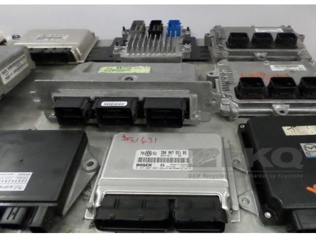2017 2016 Ford Escape 1 6l Ecu Ecm Electronic Control Module 49k Oem