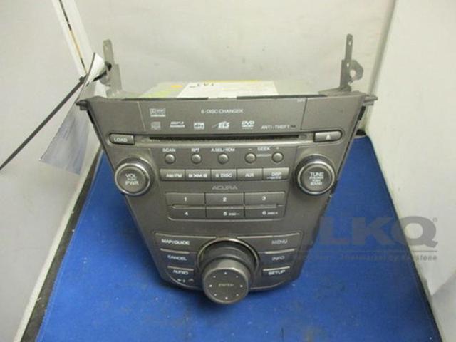 Acura MDX DVD MP Disc CD Player Radio OEM Neweggcom - Acura mdx cd player