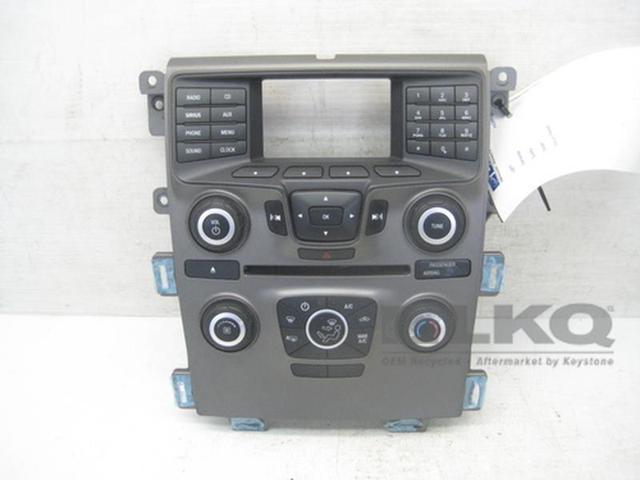 2011 11 Ford Edge Radio Control Panel Bt4t18a802ah Oem Rhnewegg: Ford Edge Aftermarket Radio At Gmaili.net