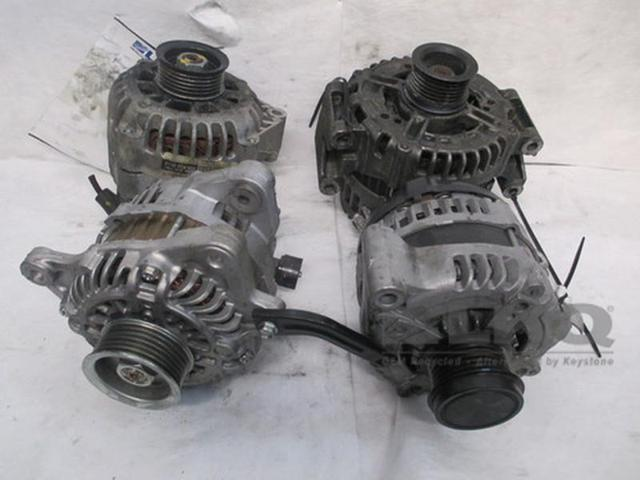 2001 Subaru Forester Alternator Oem 116k Miles Lkq 145023859