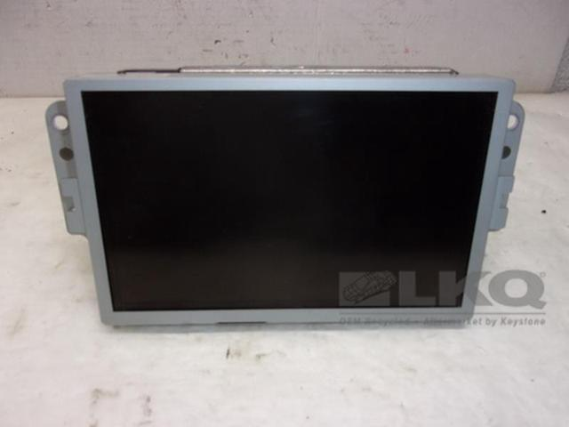 2017 Ford Fusion Dashboard Information Display Screen Id Ds7t 18b955 Fa Oem