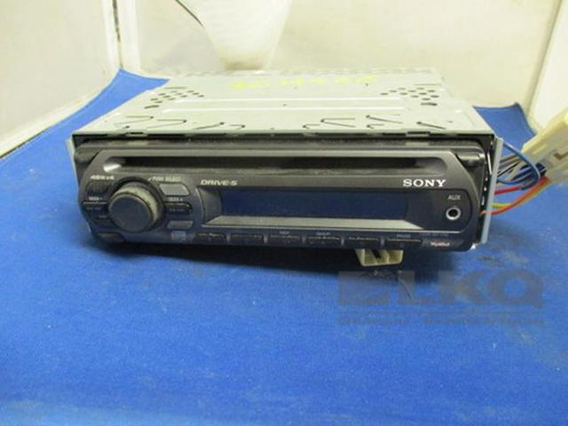 Sony Xplod Cdx Gt110 Cd Player Radio Newegg