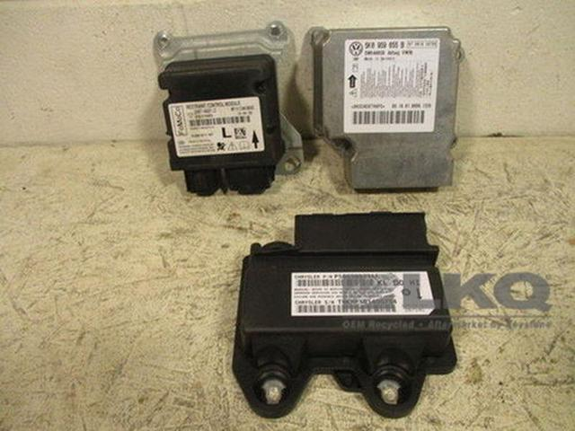 01 02 Chrysler Pt Cruiser Airbag Air Bag Control Module Unit Oem Lkqrhnewegg: Pt Cruiser Air Bag Control Module Location At Gmaili.net