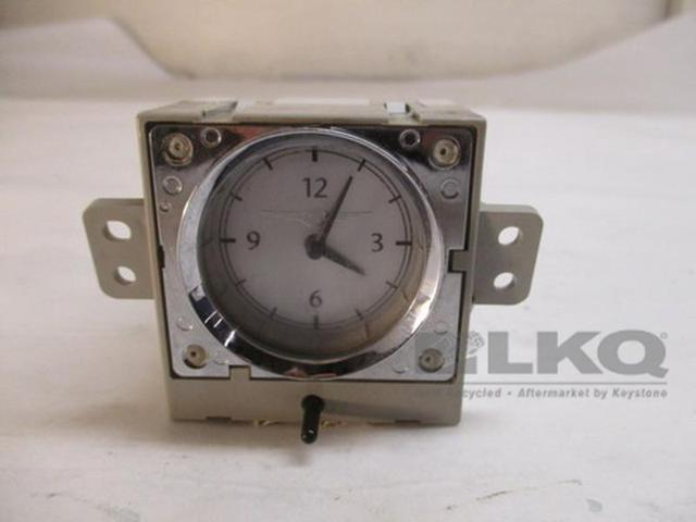05 06 07 08 09 10 Chrysler 300 Dash Mount Og Clock Oem Lkq