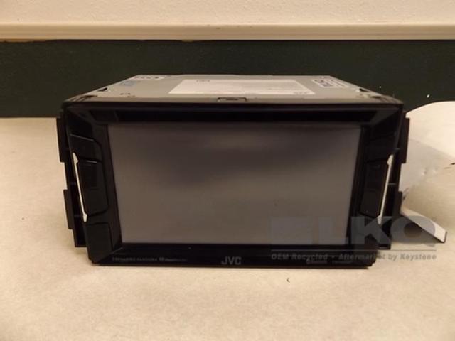 Aftermarket JVC Radio Player w/Screen & Bluetooth ID KW-V230BT LKQ -  Newegg com