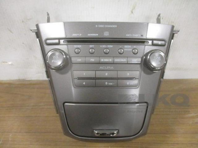 2007 2008 2009 Acura Mdx Radio 6 Disc Cd Xm Ready Oem Neweggrhnewegg: 2007 Acura Xm Radio At Gmaili.net