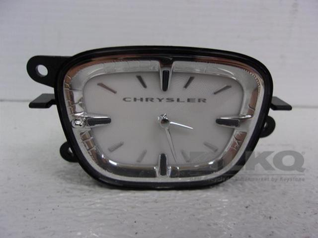 11 12 Chrysler 300 Og Clock Oem 56046230aa
