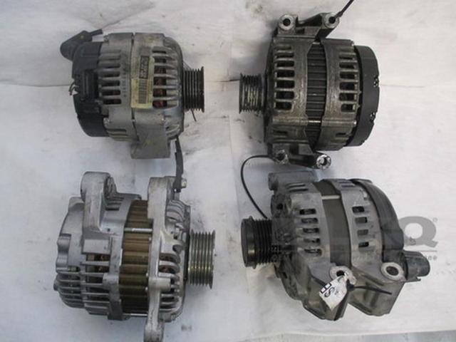 Ford Edge Alternator Oem K Miles Lkq
