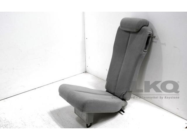 4d5fc58d9 2011 Toyota Sienna Gray Cloth Removable Fold Up Center Jump ...