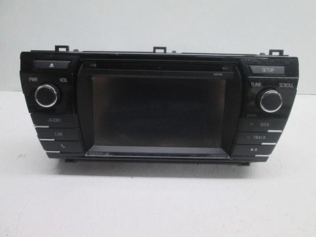14 15 16 Toyota Corolla CD Bluetooth Phone Display Radio Receiver 100149  OEM LKQ - Newegg com