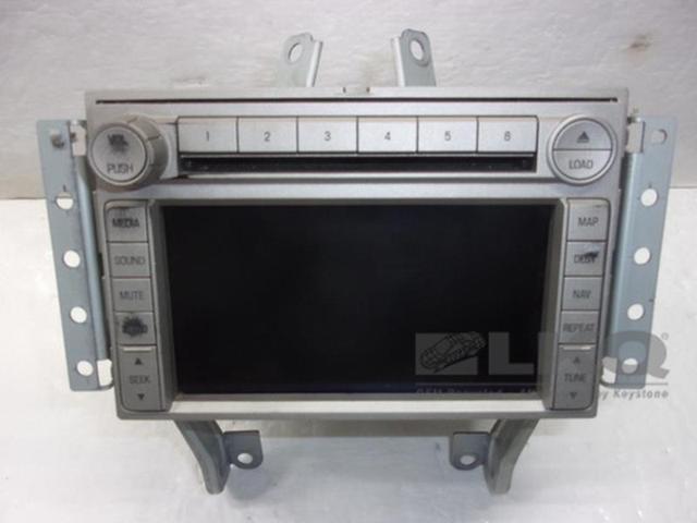 2007 Lincoln Mkz Navigation Display Radio Receiver 6 Disc Cd 7h6t Rhnewegg: 2007 Lincoln Mkz Radio At Gmaili.net