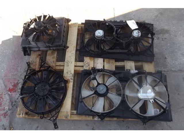 13 17 Nissan Pathfinder Electric Radiator Cooling Fan Embly 55k Oem Lkq