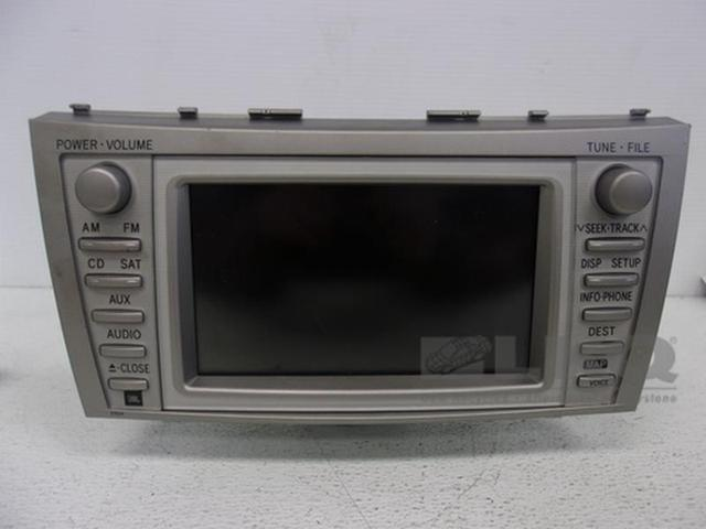 10 11 Toyota Camry Navigation Radio & Display Screen OEM 86120-06510 -  Newegg com