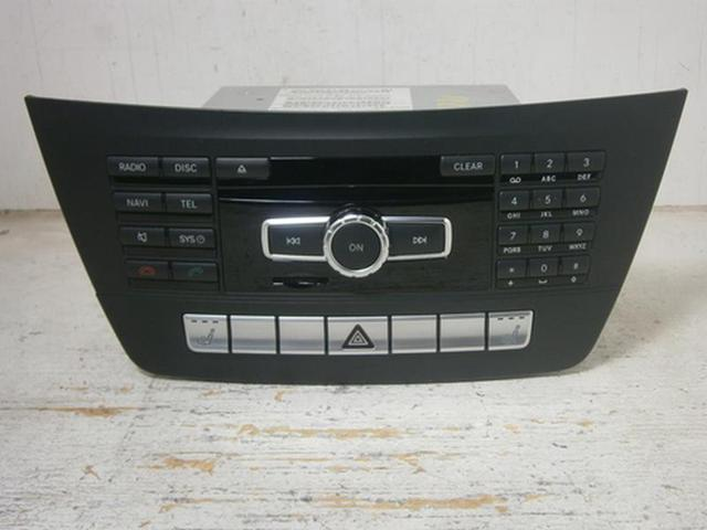 2017 Mercedes Benz C300 C Cl Receiver Nav Radio Sd Reader Disc Cd Player