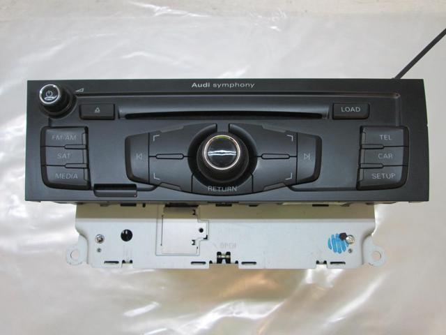 2009 Audi A4 Symphony 6 Disc CD Player Satellite Radio OEM CQ-EA1862G LKQ -  Newegg com