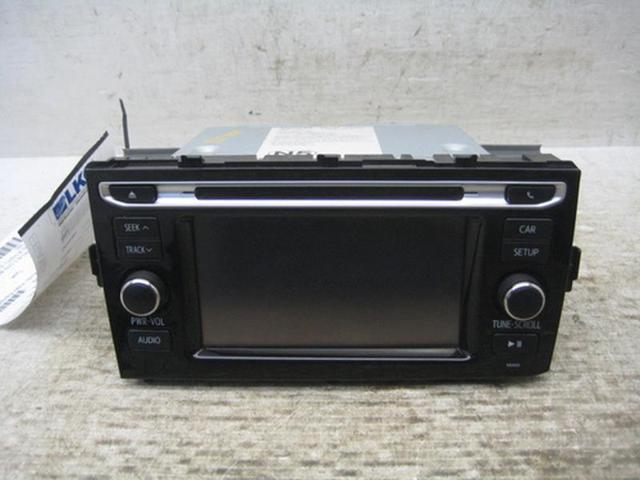 2015 15 Toyota Prius C Display & Radio Receiver 100505 OEM - Newegg com