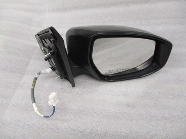 16 17 Nissan Sentra Passenger Side Power Door Mirror 963013yu1f Oem