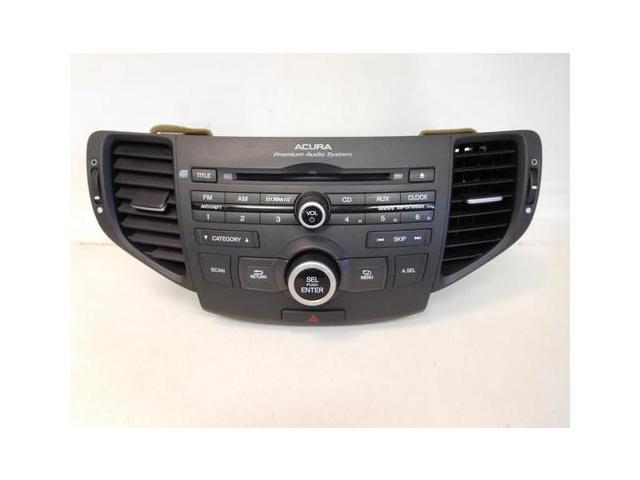 09 10 Acura TSX AM FM XM CD Radio Player Receiver 2.4L OEM LKQ ... Acura Xm Radio on sirrus radio, sirius radio, slacker radio, vivid radio, siriusxm radio, sat radio, sam roberts radio, sirrius radio, top gold radio,