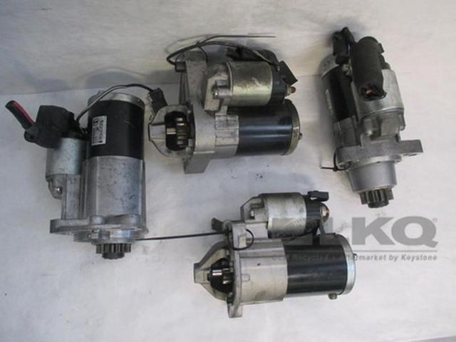 2007 Acura Tl Starter Motor Oem 104k Miles Lkq 146922145