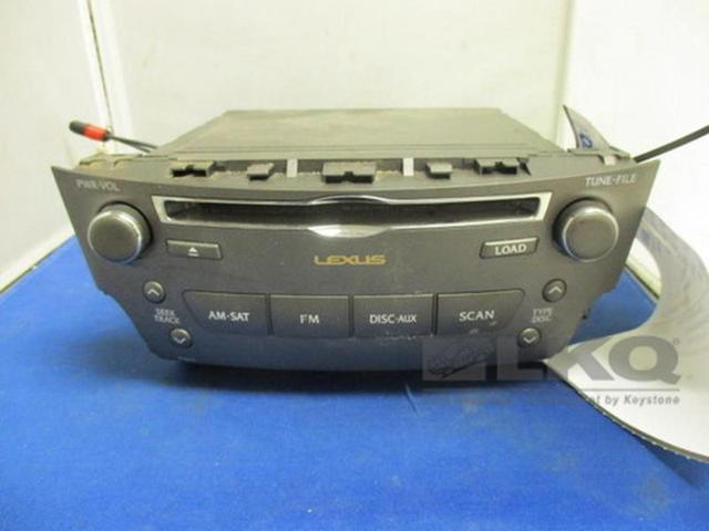09 Lexus IS250 IS350 IS F CD Player Radio Receiver OEM - Newegg com