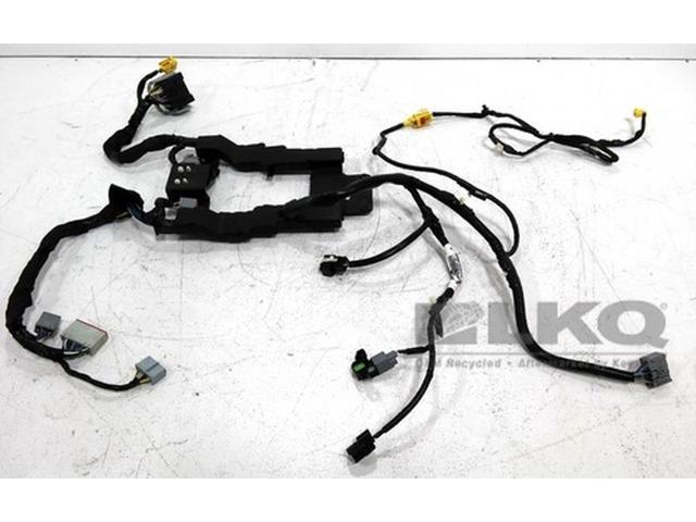 2012 lincoln mkz driver power seat bottom cushion wiring harness oem rh newegg com 2012 Lincoln MKT 2015 Lincoln MKZ