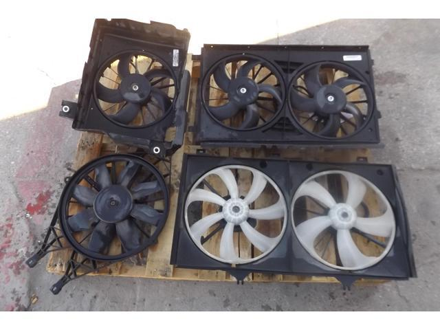 07 11 Nissan Altima Electric Cooling Fan Embly 87k Oem Lkq
