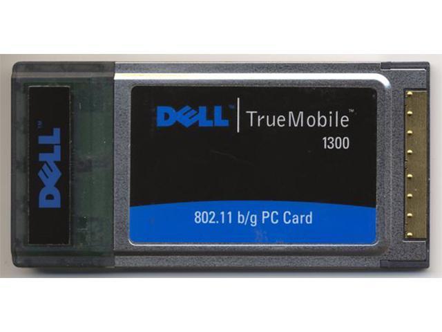 DELL TRUMOBILE 1300 DRIVERS PC